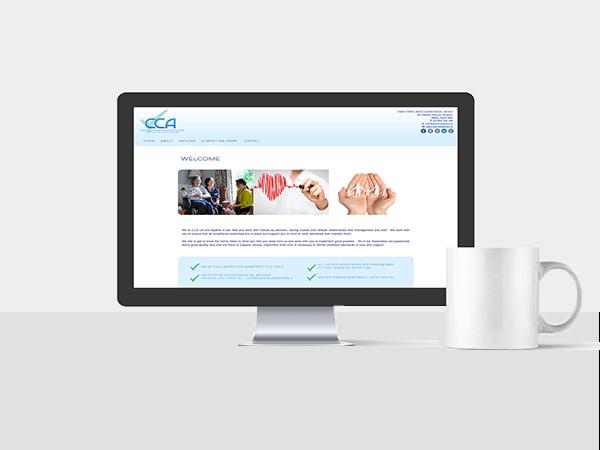 Website Services - CMS - CCA