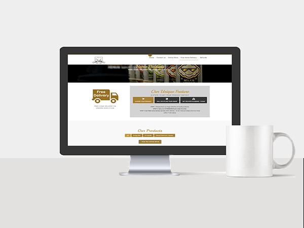 Website Fixes - J J Vapes