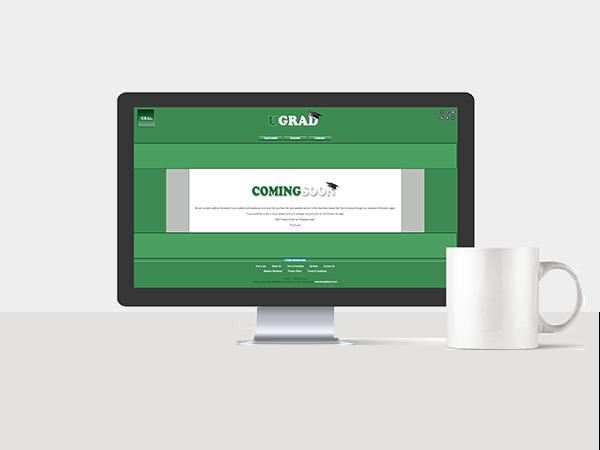 Website Services - UGRAD