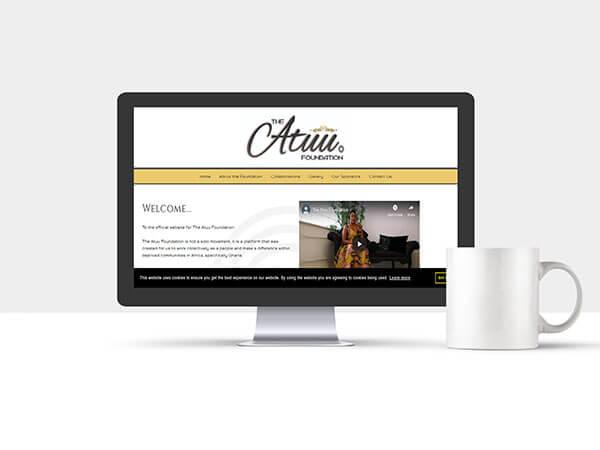 Website Services - The Atuu Foundation