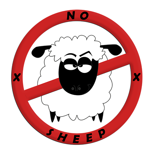 Logo Services - No Sheep