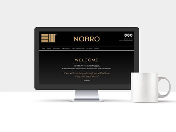 Website Services - NOBRO
